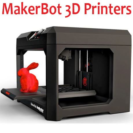 MakerBot Rep Desktop 3D Printer
