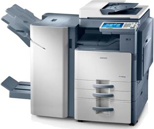 Samsung SCX-8240NA MFP Print/Scan Driver for PC