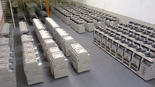 we currently have stock on demo refurbished copiers printers from samsung konica minolta canon kyocera mita xerox and triumph adler ranging from colour - Color Copy Machine