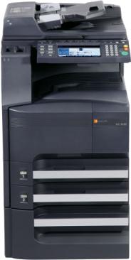 Multi Functional Black & White Copiers - Triumph Adler